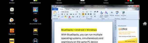 Google's Android OS Can Be Made To Run On Win7 PC's