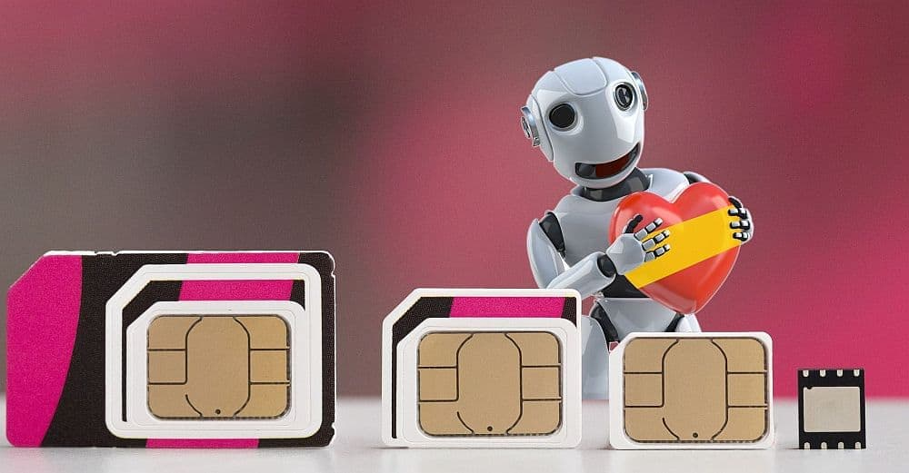 eSIM - The SIM card of your future mobile phones  Why it's